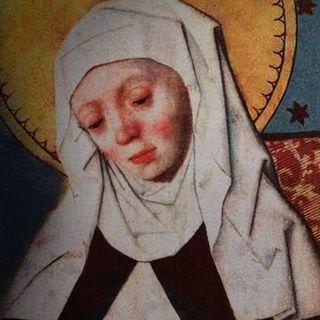 Santa Brígida, religiosa y fundadora. Patrona de Europa