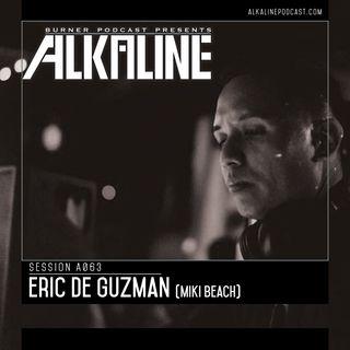 A063 - Eric de Guzman