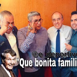 Qué bonita Familia, Qué bonita Familia así es Espacio Deportivo de la Tarde 18 de Junio 2019