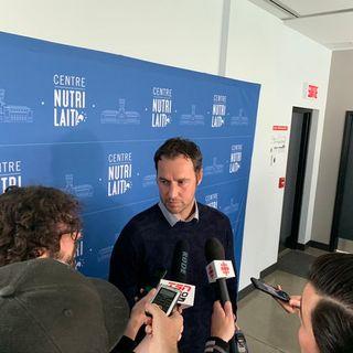 Conférence de presse d'Olivier Renard sur l'effectif 2019