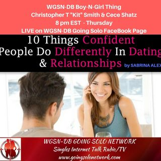 10 Things Confident People Do Differently in Dating and Relationships