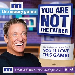 The Maury Game From Maury Povich