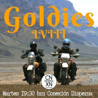 Hoy, en Goldies, fliparemos con rolas para recorrer la carretera, a todo gas!