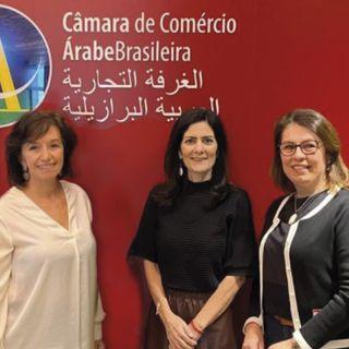 #ANBA 24 - Conheça o Comitê de Mulheres da Câmara Árabe