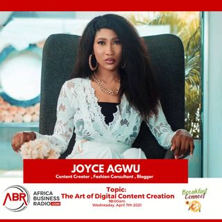 The Art of Digital Content Creation - Joyce Agwu