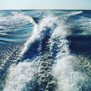 La scia di una barca e cosa influisce sulla stessa