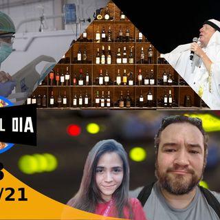 Vino, castillos y pagos | Ponte al día 368 (14/01/21)