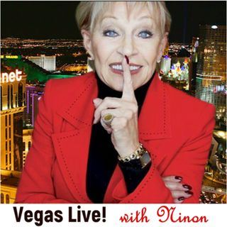 Vegas Live with Ninon and guest Katie Blackwell