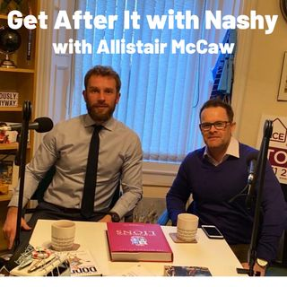 Episode 73 - with Leadership, Team Culture and Human Performance Consultant Allistair McCaw