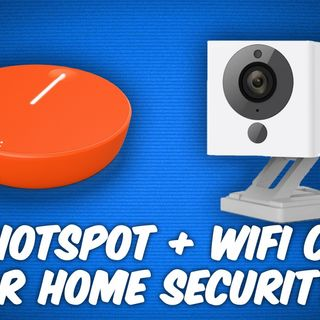 ATG 41: WiFi Security Cameras on LTE/4G Hotspot