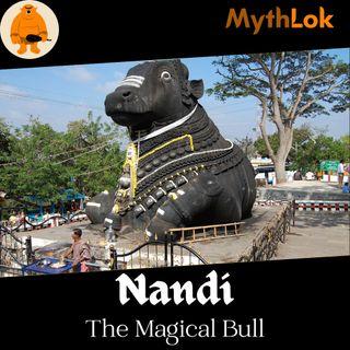 Nandi : The Magical Bull