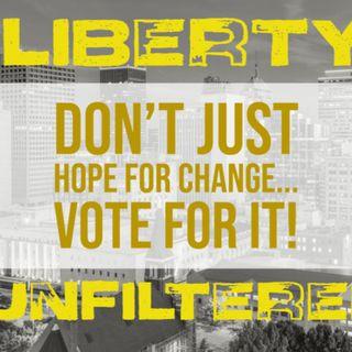 Liberty Unfiltered Returns Steve Long Interviews Natalie Bruno