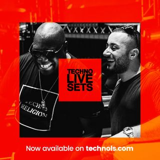 Techno: Carl Cox B2B Joseph Capriati Live at Burning man 2019 by Playground
