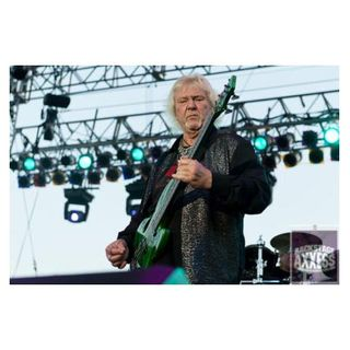 Chris Squire Interview 2012- Chris Talks About Rock Hall and More