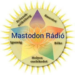 Mastodon Szabad Rádió zenés próbadása,,,szép napot nektek is !
