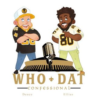Ep 256: Deuce & Ellias feeling healthier! | Saints Draft Hats are Boo Boo Garbage | Kikaha @ pro day