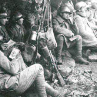 """""""la prima guerra mondiale sulla pelle dei soldati"""","""