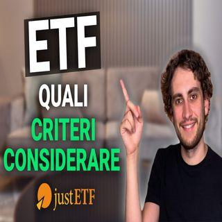 ETF | Guida completa - Come valutarli e sceglierli
