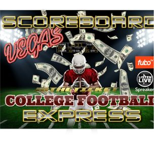 "College Football 2019 - Arizona V Hawaii w Dreford ""All Day"" Smith; Sports Betting"
