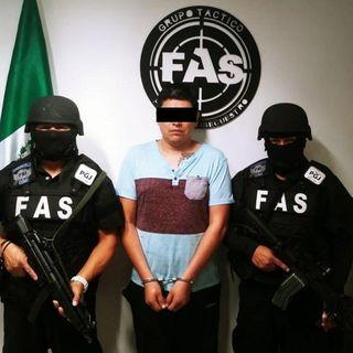 Vinculan a  proceso a secuestrador de María del Rosario