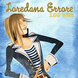 """Loredana Errore presenta il singolo """"100 vite"""""""