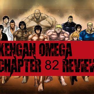 Kengan Omega Chapter 82