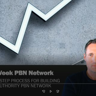 Preview to Building a PBN Network
