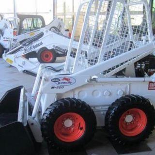 Ascolta la news sul restauro speciale della rarissima Bobcat M-600D
