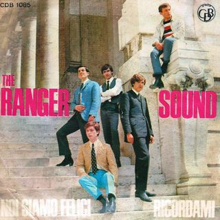 The Ranger Sound - Ricordami