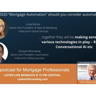 8-31-2020 Mortgage Automation: Should you consider automation?