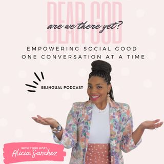 Dear God How do I make transformational changes? ( for good ) Guest: Ashley Nicole