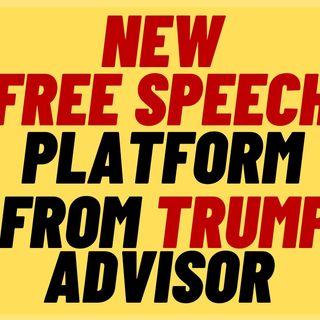 NEW FREE SPEECH Social Media Platform GETTR
