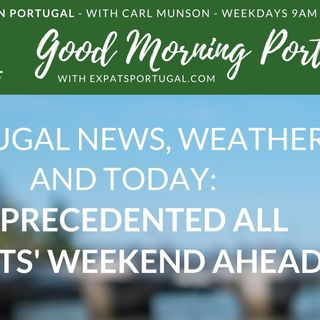 Portugals BIG All Saints weekend on the GMP!