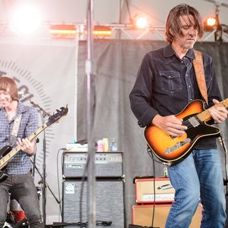 Live In Concert from NPR's All Songs Considered. Drive By Truckers: Newport Folk Festival 2017