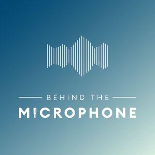 """A peak behind the microphone"""