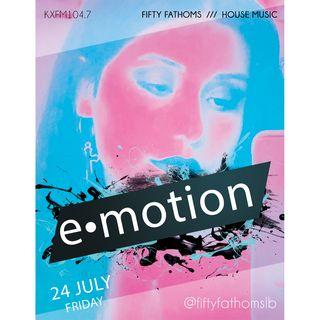 E•Motion Live Lofi House Mix