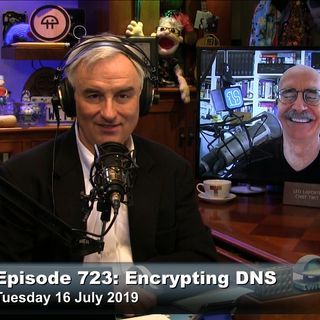 Security Now 723: Encrypting DNS