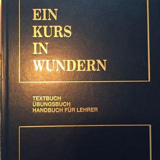 Ein Kurs in Wundern erschienen im Greuthofverlag Übungsbuch Teil