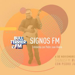 SignosFM #615 con Pedro Juan Rivera