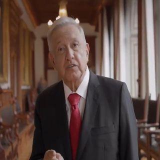 López Obrador da mensaje con motivo de su segundo informe de gobierno