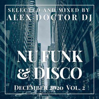 #64 - December 2020 Nu Disco & Funk - vol.2