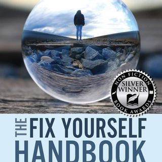 """Self-help author Dr  Faust Ruggiero talks about his award-winning """"The Fix Yourself Handbook""""!"""