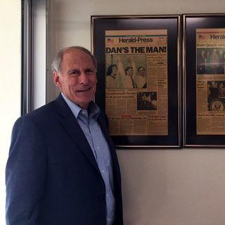 Dan Coats, jefe de inteligencia de Estados Unidos, dejará el cargo