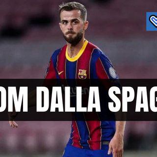 """Calciomercato, boom dalla Spagna: """"Inter interessata a Pjanic!"""""""