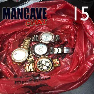 Mancave Chat Episode 15