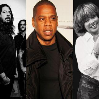 I Foo Fighters, Jay-Z e Tina Turner sono tra i nuovi membri della Rock and Roll Hall of Fame