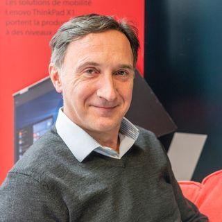 Podcast partenaire : Patrick Lebeau, Technologist Manager chez Lenovo