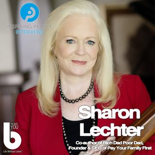 Episode #78: Sharon Lechter