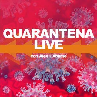 Quarantena Live, Mercoledì 6 Maggio 2020