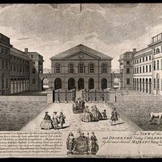 Mar 29 Coram's Foundling Hospital